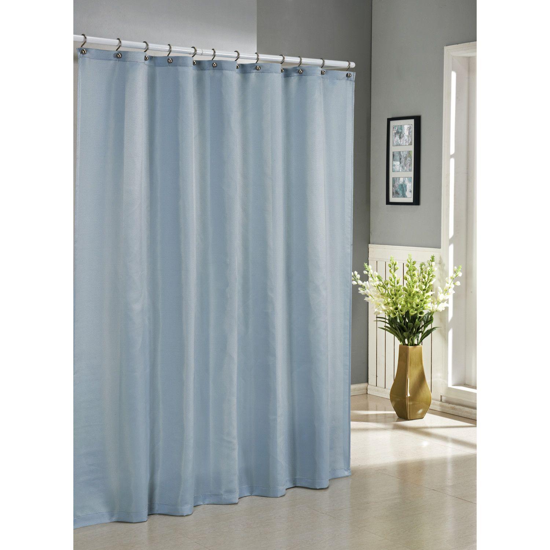DR International Everett Jacquard Shower Curtain