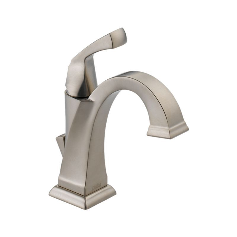 551-SS-DST Dryden Single Handle Centerset Lavatory Faucet : Bath Products : Delta Faucet