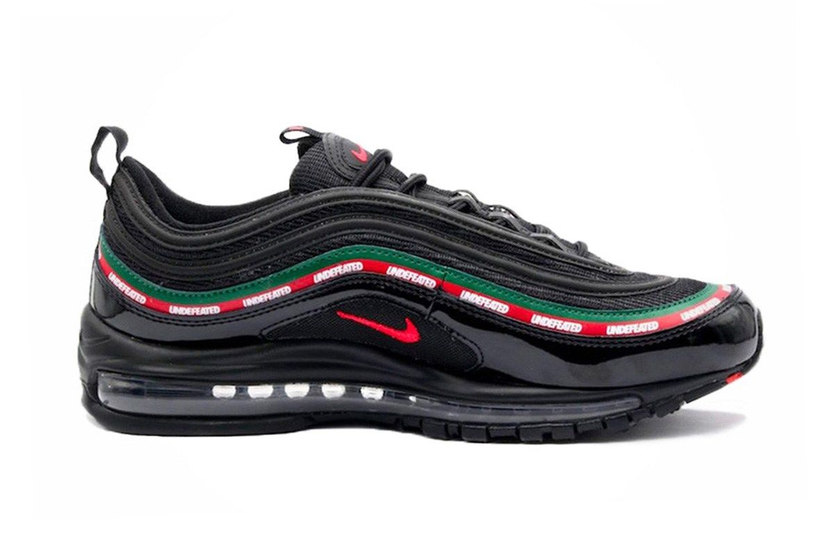 Undefeated X Nike Air Max 97 Release Info Nike Air Max 97 Nike Air Max Nike Free Shoes