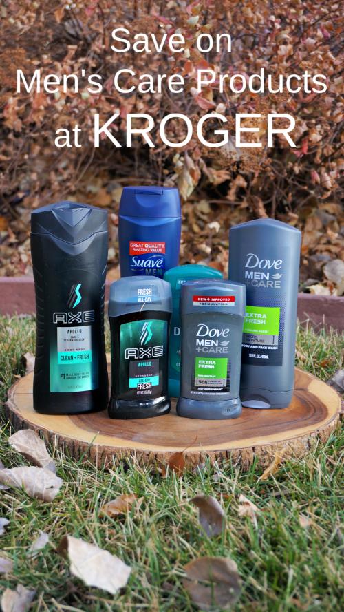 Big Savings On Men S Care Products At Kroger Men Care Dove Men Care Care