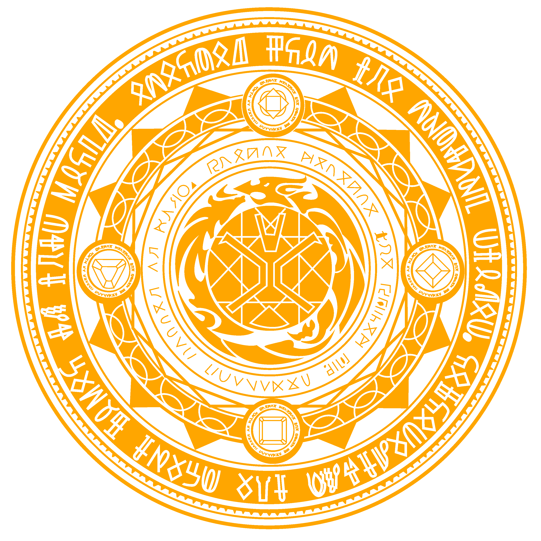 Solar Circle Bruxas Magia Fantasias