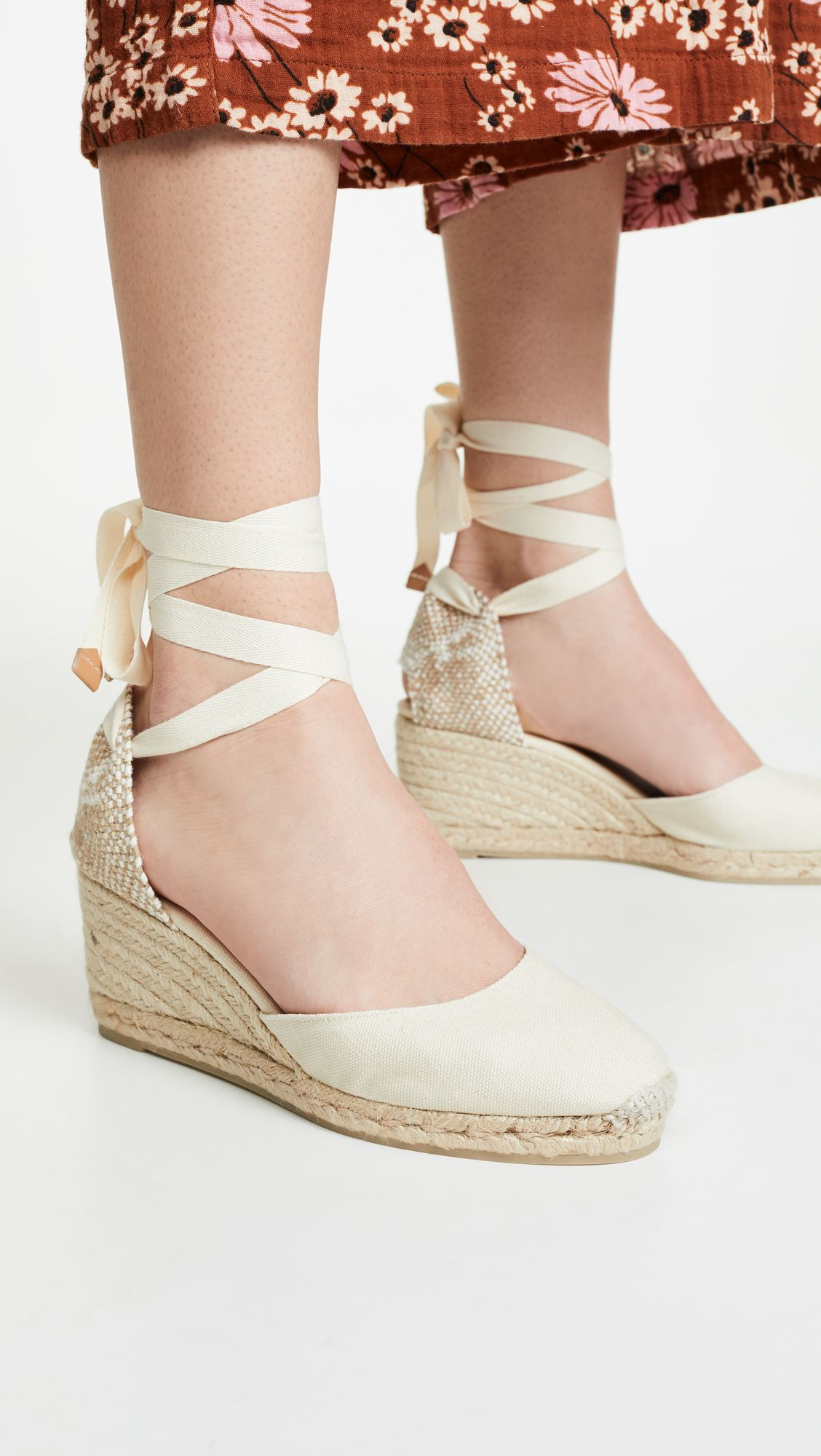 bd6c573bba6 Carina Wedge Espadrilles in 2019 | Summer shoes | Castaner ...