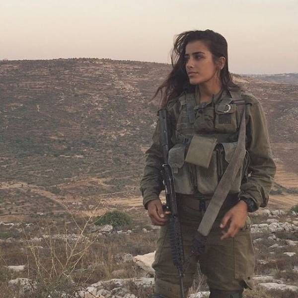 Beautiful Military Girls Of Israel 70 Pics - Picture 25 -2934