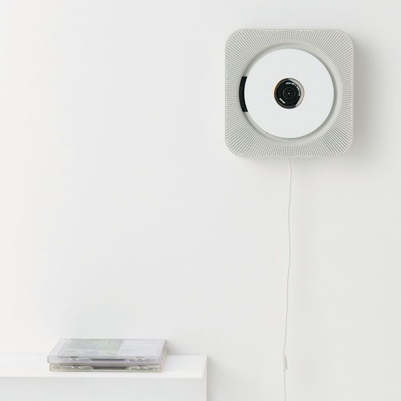 u s a muji cd player fm radio products i love muji. Black Bedroom Furniture Sets. Home Design Ideas