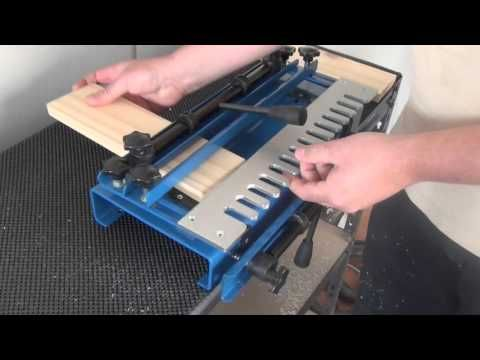 Dj 12 Half Blind Dovetail Jig Dovetail Jig Router Woodworking Woodworking
