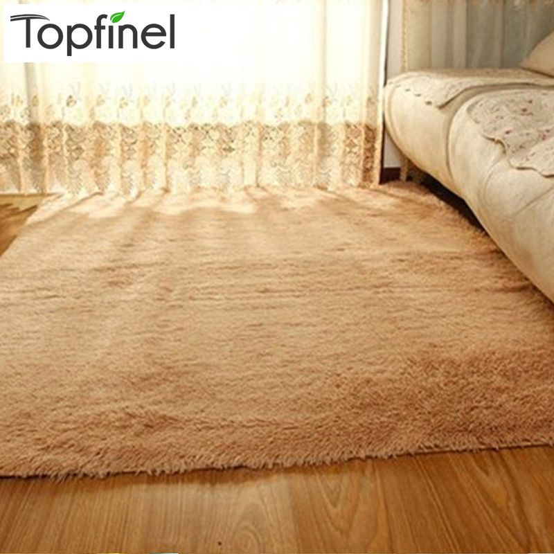 2016 Hot Sale High Quality Floor Mats Modern Shaggy Area Rugs And Carpets  For Living Room Part 23