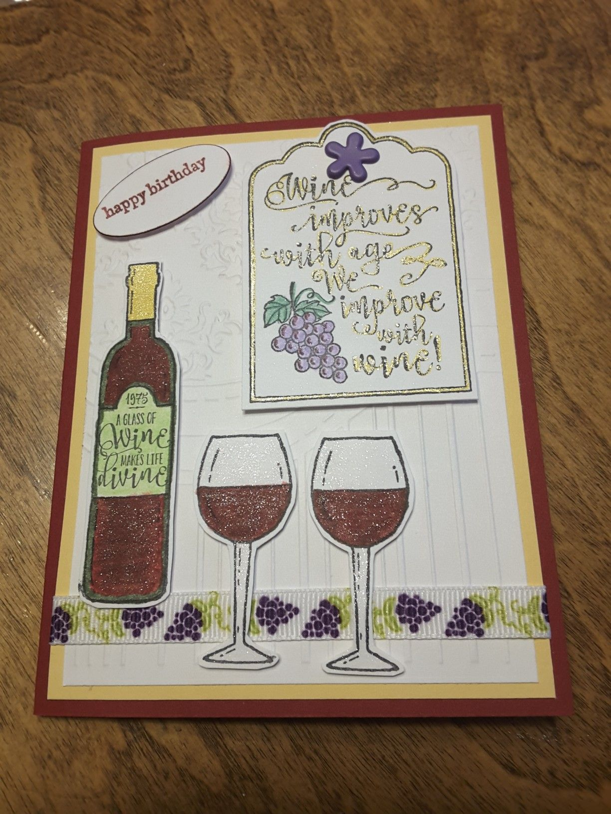 Pin By Jo Strickland On Special Ideas Card Making Birthday