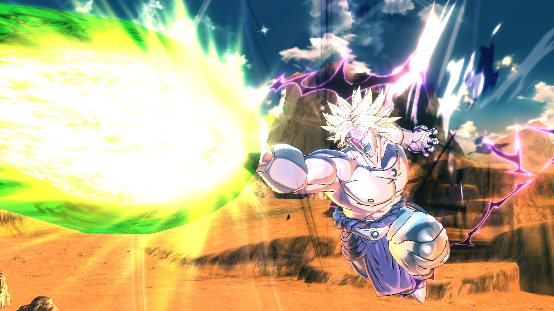 Dragon Ball Xenoverse 2 Heads To The Switch Dimension This Fall