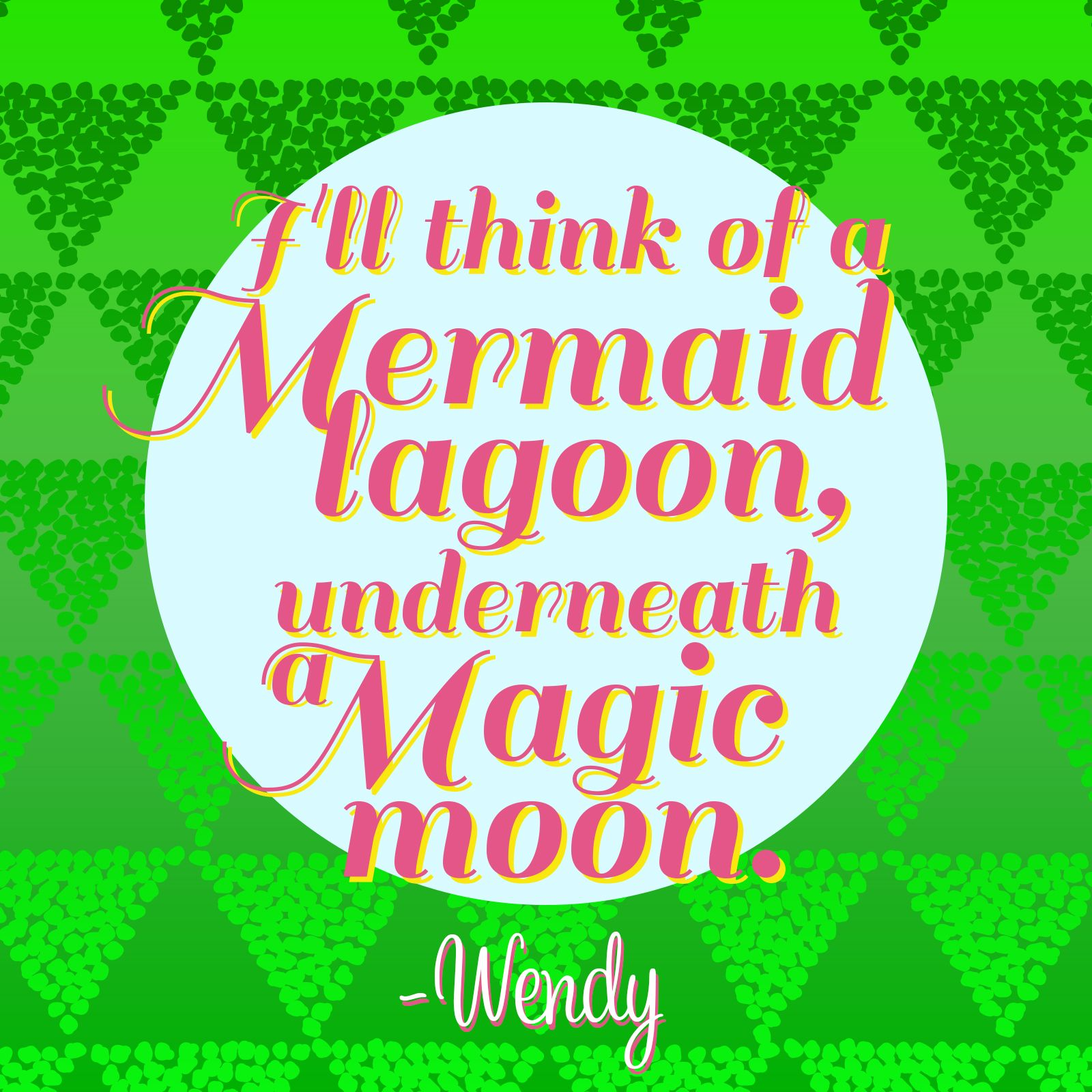 Magical Inspiration From Wendy Darling.