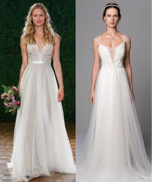 Fotos de vestidos de noiva simples