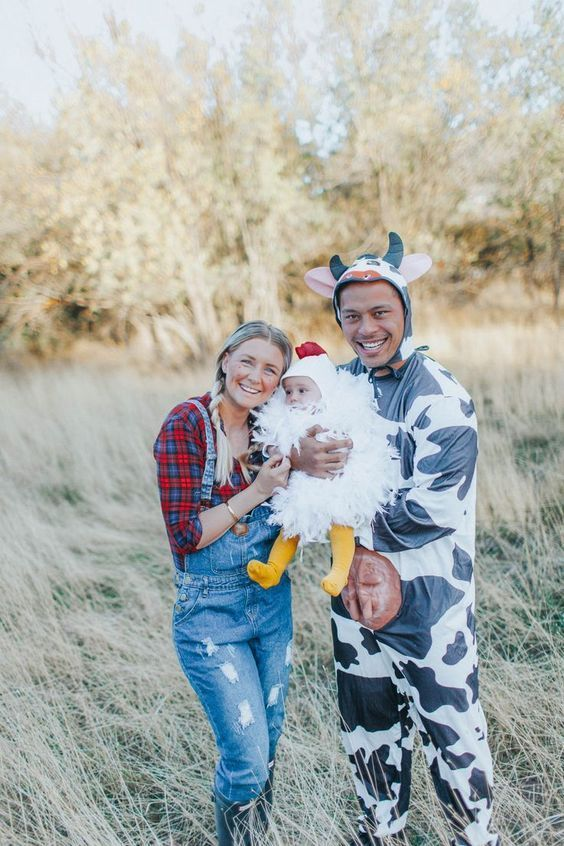 40+ Best Family Halloween Costumes With Kids That