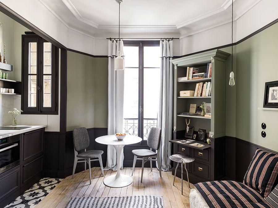 16+ Decoration appartement parisien petit inspirations