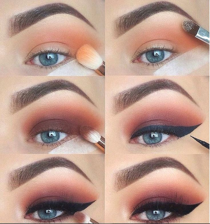 100+ Best Hairstyles for 2020 Beginners eye makeup