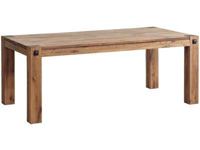 Tisch Travers Aus Massiver Veralteter Eiche Lackiert Artikelnummer 335746 Holztisch Tisch Haus Deko