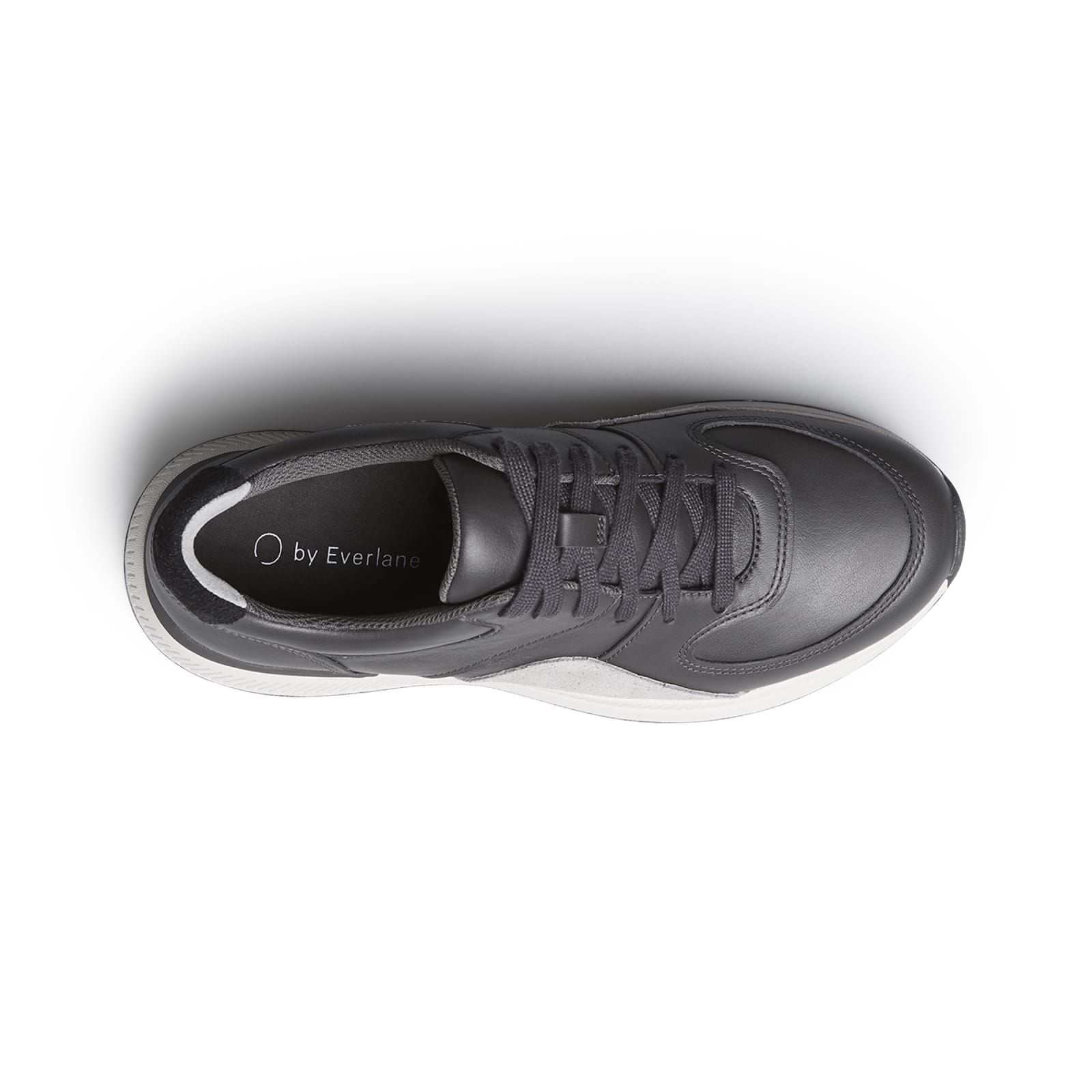 Women S Trainer By Everlane In Raven Leather Shoes Woman Best