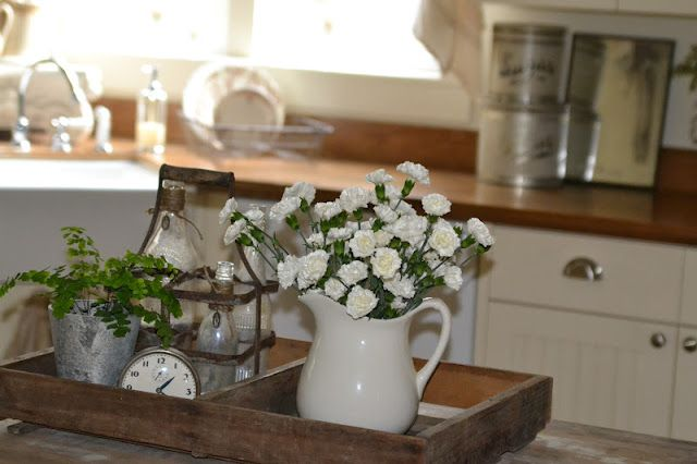 Faded Charm: ~Kitchen Update~