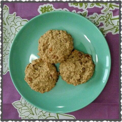 Raisin & Oatmeal cookies ^*