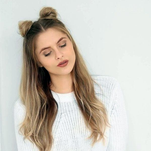 65 Quick and easy hairstyles for the beginning of school 2017, #den #simple #hairstyles # for #fast - #beginning #hairstyles #quick #school #simple - #new