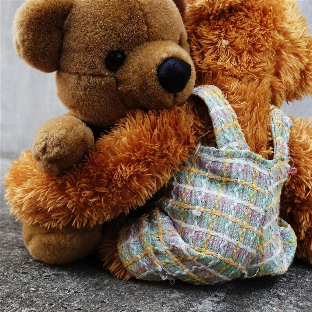 Cute Teddy Bear Having Hug Lovely Retina Ipad Air Wallpaper Cute Hug Teddy Bear Teddy Bear Hug