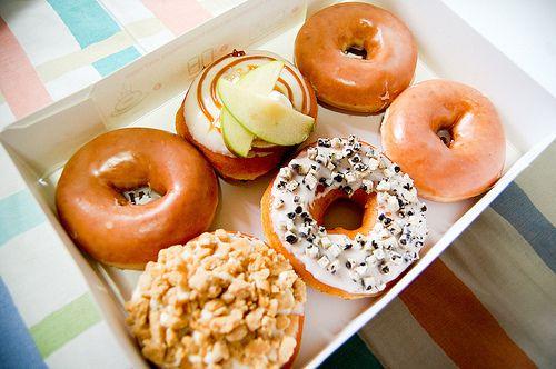 Donnut's..