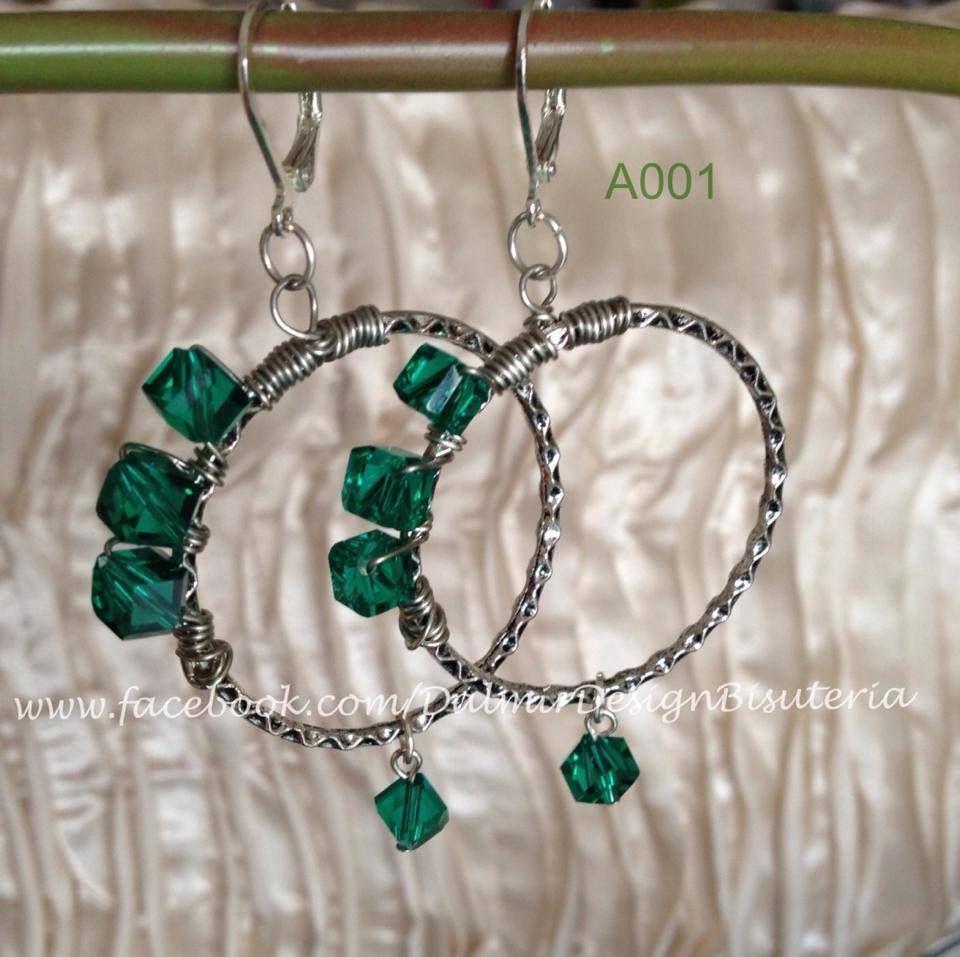 Arracadas bisuteria cristal precio mayoreo pulseras y aretes bracelets earrings y jewelry - Cristal climalit precio ...