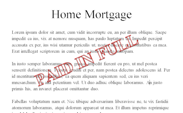 Paid In Full Mortgage Will Pay This In Full Before 30 Years Have Gone By Mortgage Loans Mortgage Home Mortgage
