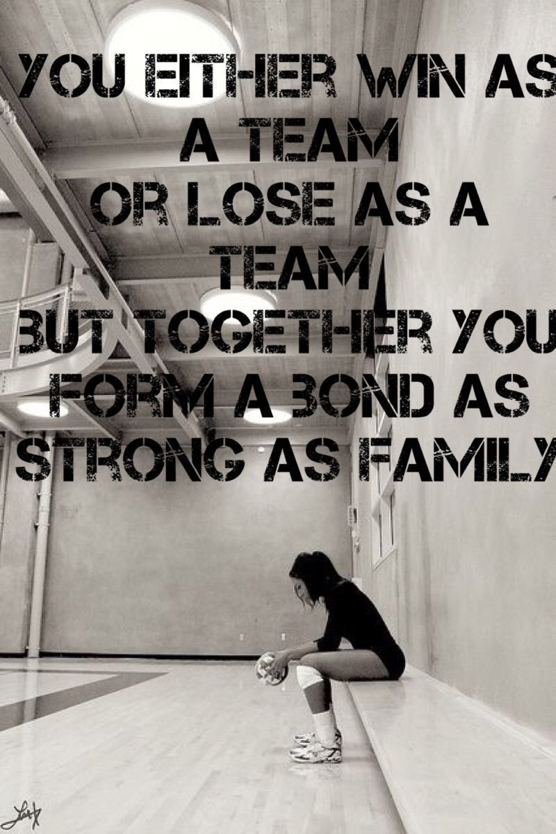 I love this!! Inspirational volleyball quotes