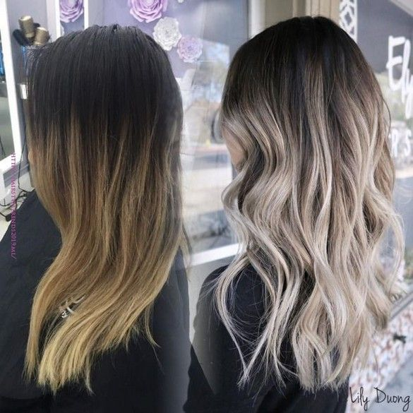 35 Amazing Blonde Balayage Haircolor Page 35 With Images Short Hair Balayage Blonde Hair With Roots Balayage Hair Blonde
