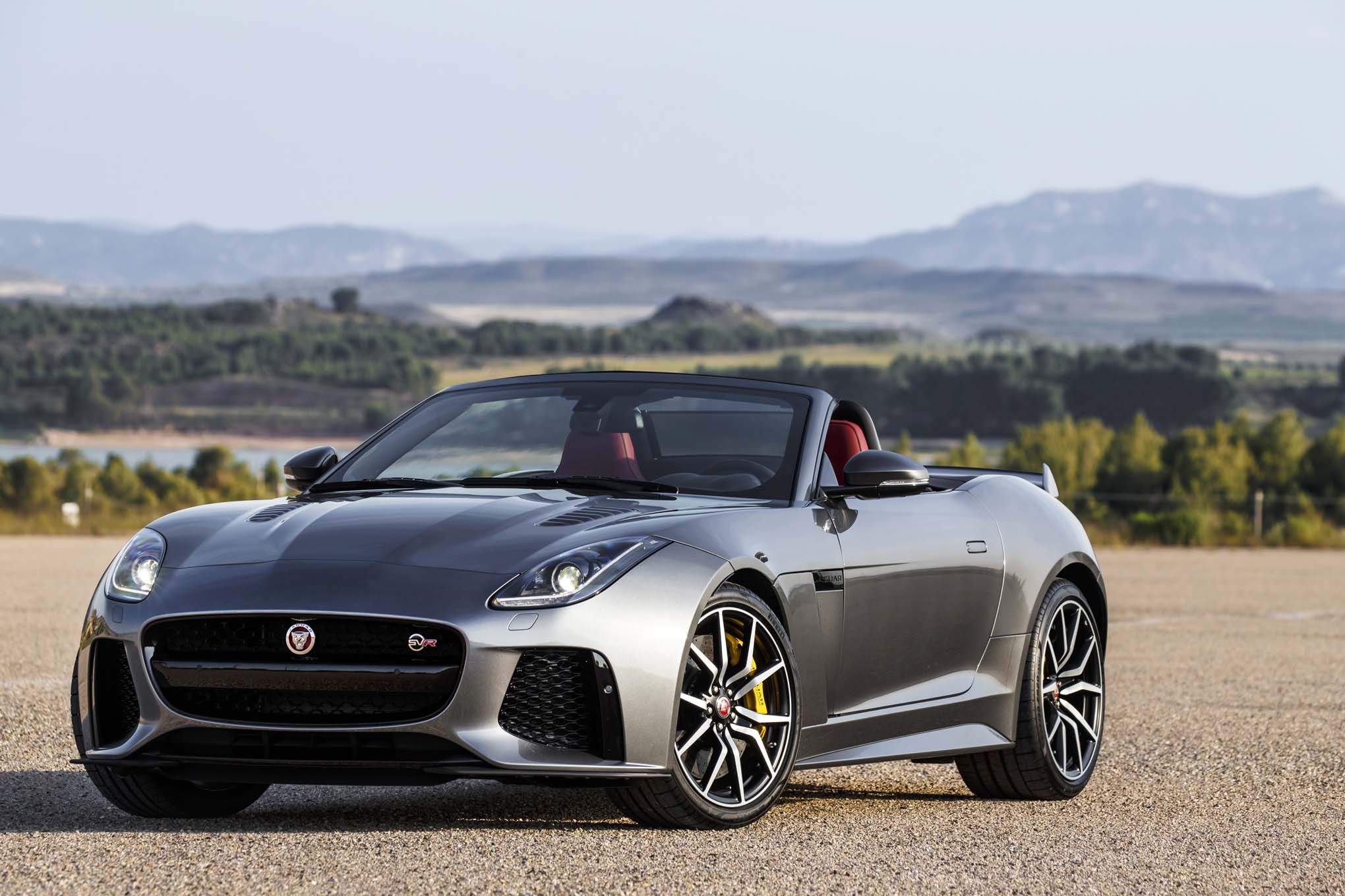 Jaguar ftype svr convertible rear hd wallpaper my other car is in