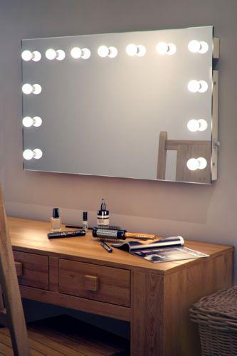 Specchio Da Bagno Per Trucco.Specchio Hollywood Per Trucco Camerino K91 Specchi Specchi Bagno Camerino