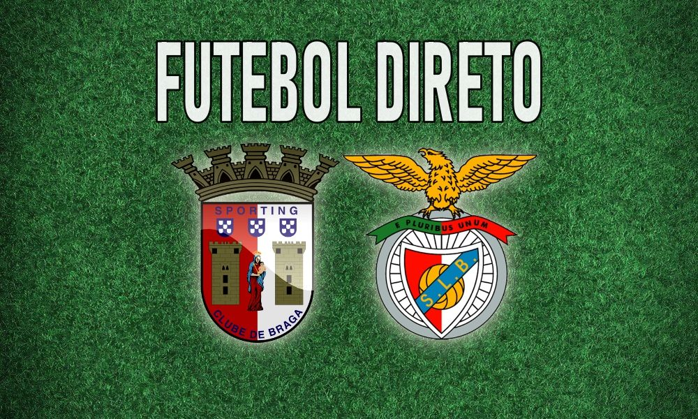 Futebol Direto Braga Vs Benfica Radio Regional Futebol Benfica Tv Futebol Gratis