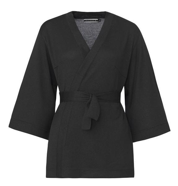 Mette Møller E36 Petite Kimono (black)