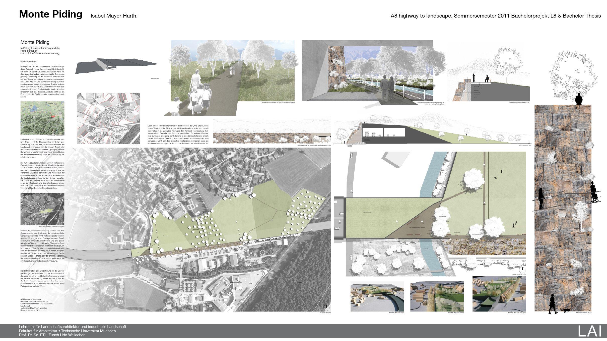 Bachelor of design landscape architecture rmit bathroom for Landscape architects bath