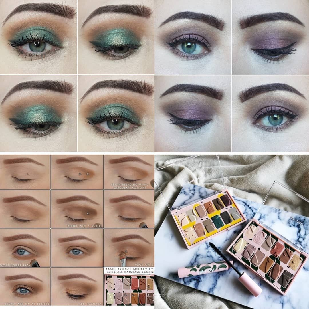 Some colour ideas using our gorgeous eyeshadow palletes  Can use a damp brush fo - Some colour ideas using our gorgeous eyeshadow palletes 😍 Can use a damp brush for a more intense colour as well! . . . #eyeshadow #eyeshadowpalette #colourful #makeup #eyeshadowideas #thebodyshop #thebodyshopuk #thebodyshopathomeconsultant #thebodyshopathomeUK #crueltyfree #tbsah #treatyourself #crueltyfreebeauty     You are in the right place about Eye iDeas design      Here we offer you the most beautiful pict