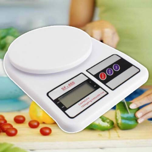 Glun Multipurpose Portable Electronic Digital Weighing Scale Weight Machine 10 Kg With Back L In 2021 Electronic Kitchen Scales Kitchen Scale Digital Weighing Scale