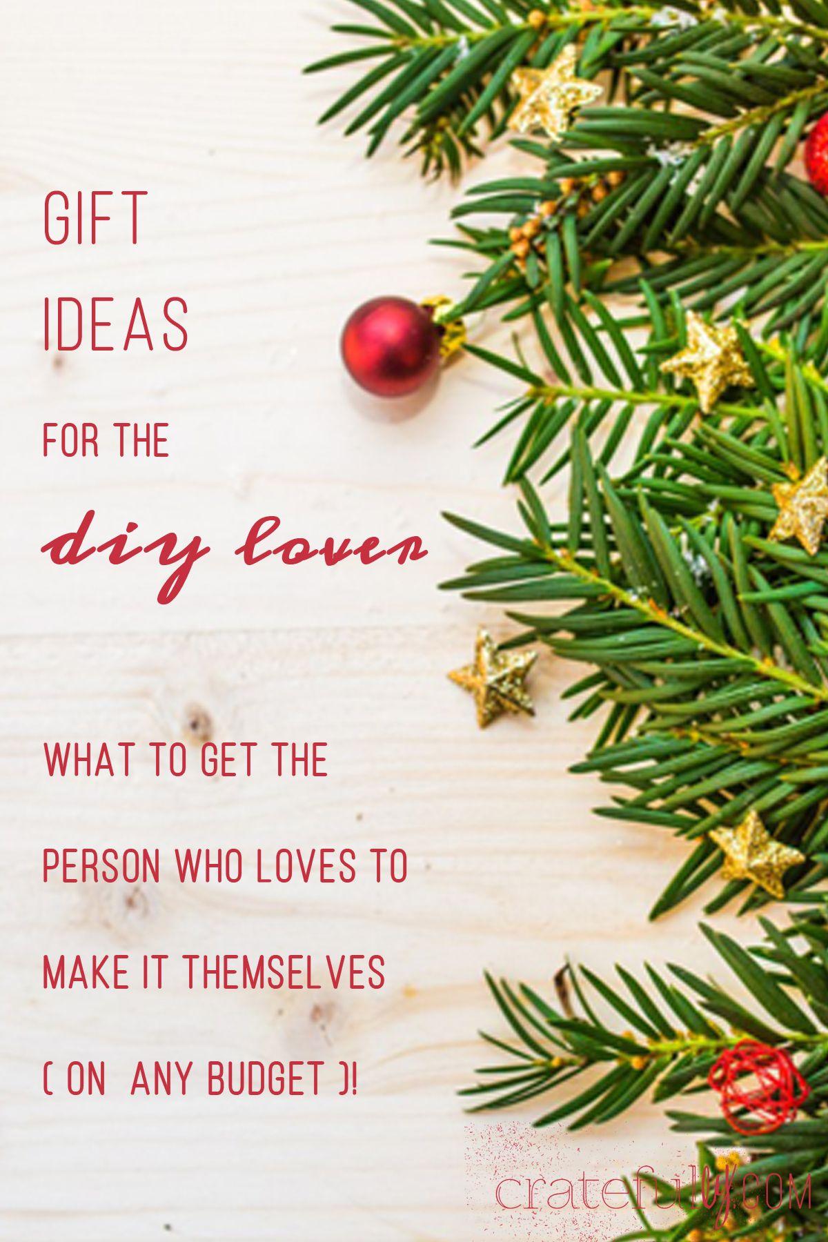 Homemade gift ideas for christmas blog