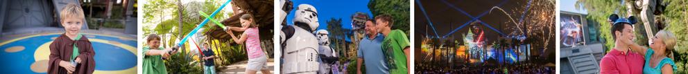Star Wars im Walt Disney World in Florida