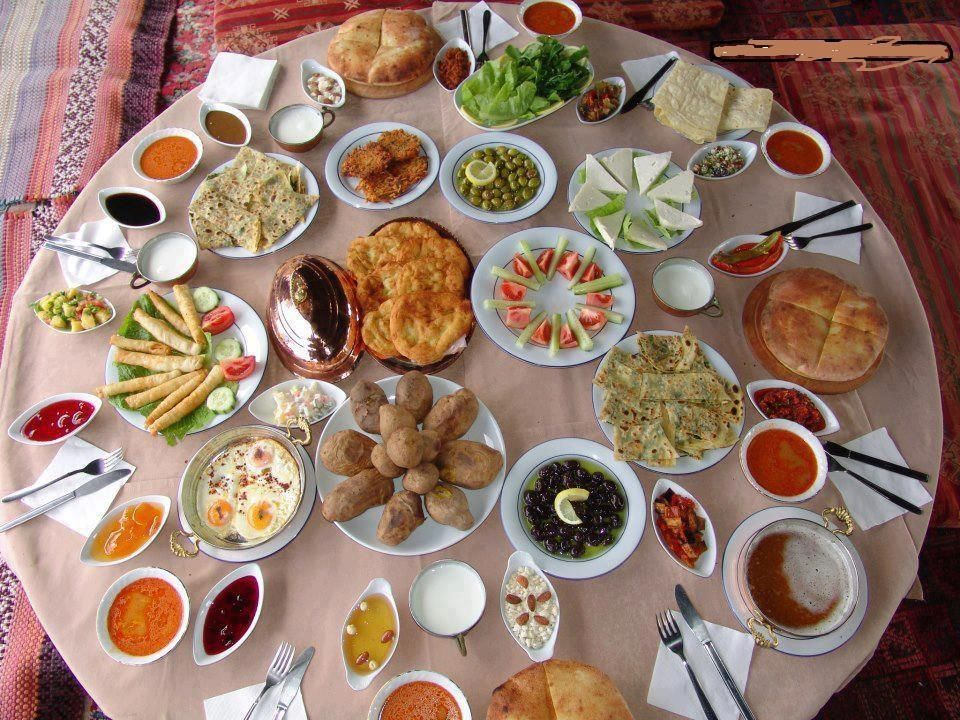 Kahvaltı - Turkish Breakfast #turkishbreakfast Kahvaltı - Turkish Breakfast #turkishbreakfast