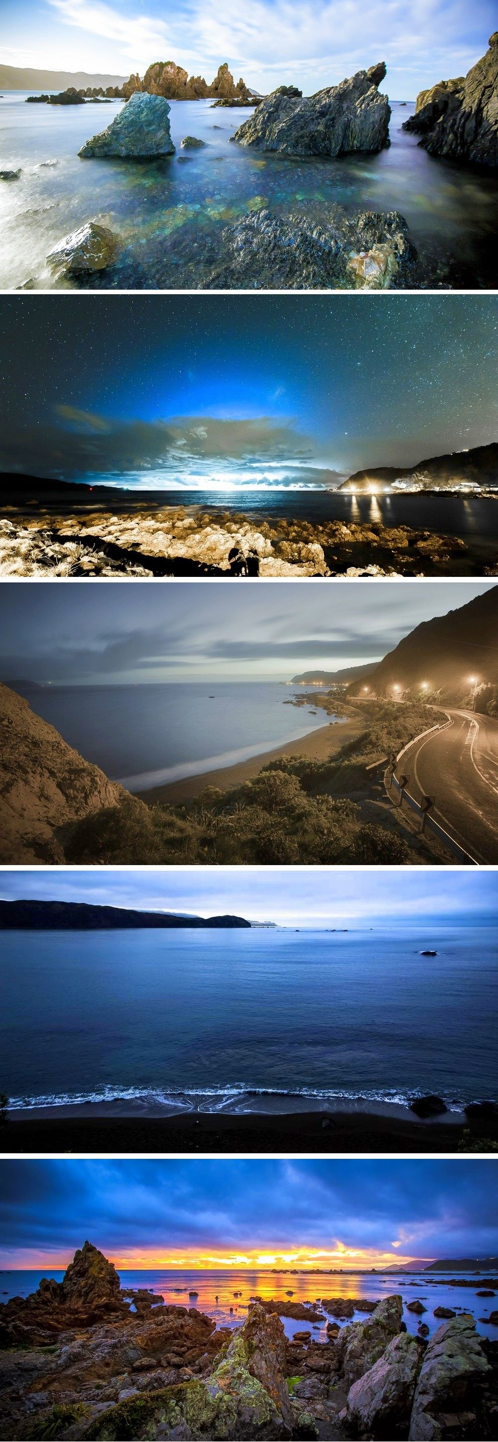 Breaker Bay Is A Rugged Coastal Suburb Located On The South Eastern End Of Wellington New Zealand Wellington New Zealand New Zealand Travel New Zealand Houses