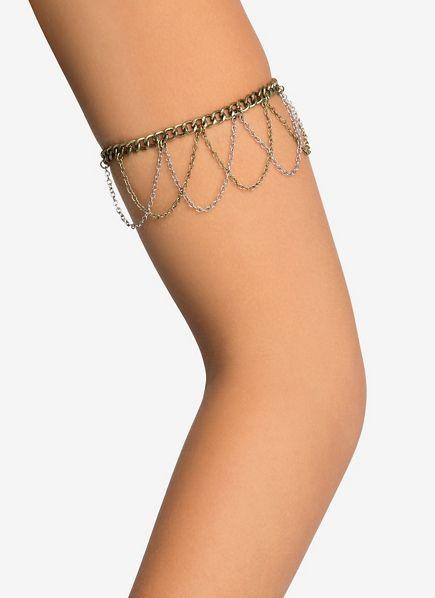 Multi Chain Arm Cuff | New
