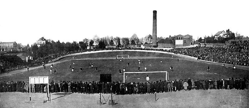 Velódromo y campo de fútbol Ciudad Lineal