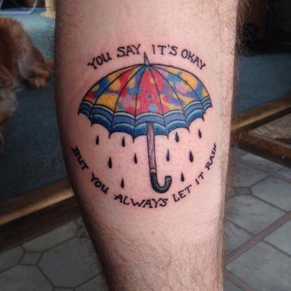 Bring Me Horizon Tattoos