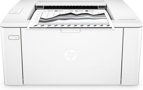 Hewlett Packard Hp Laserjet Pro M102w Wireless Laser Printer