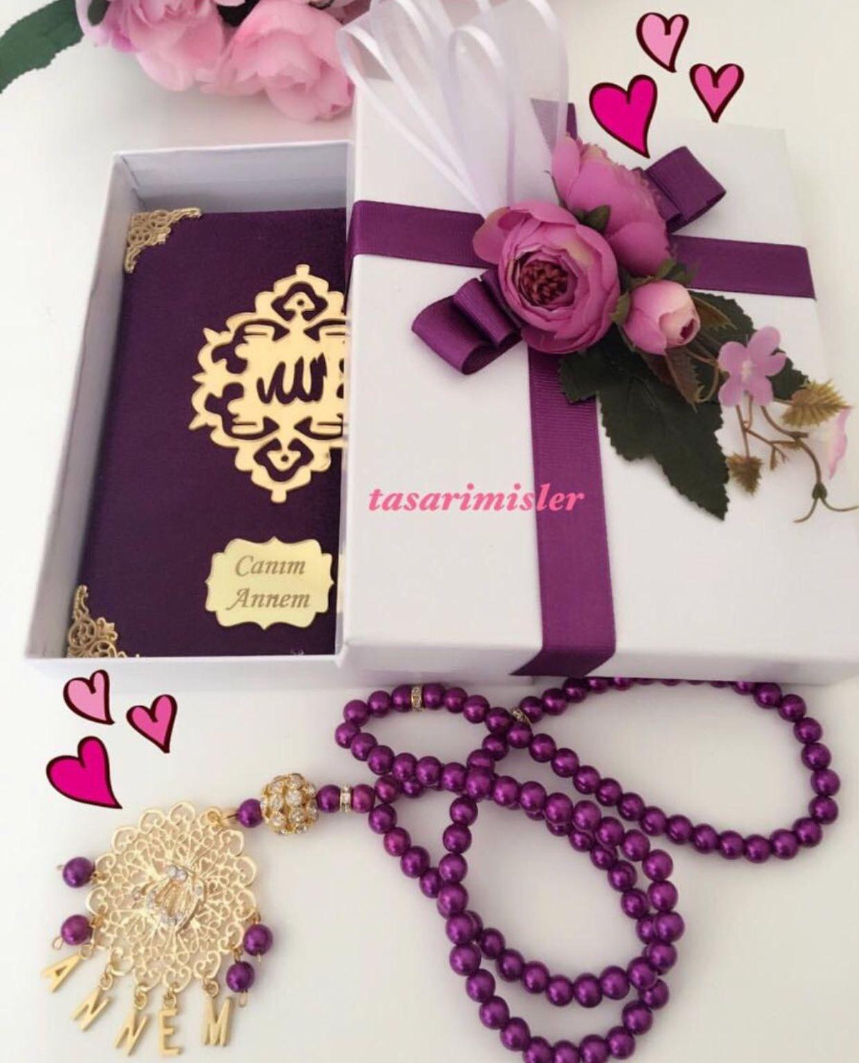 Anneler Gunu Hediyeleri Anneler Gunu Hediyelikleri Islamic Gifts Ramadan Decorations Quran Wallpaper