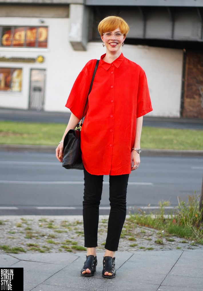 Berlin Street Style, Womens Fashion, Spring/Summer ...