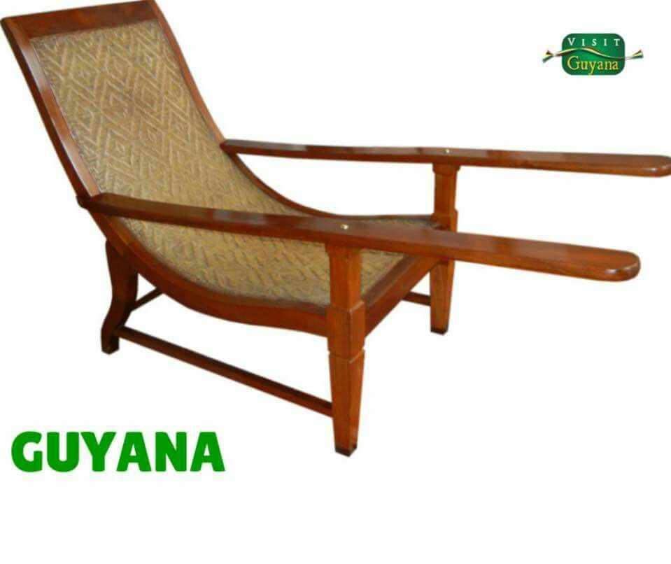 Fine Pin By Beverly Hoppie On Guyana Pics Plantation Chair Download Free Architecture Designs Rallybritishbridgeorg