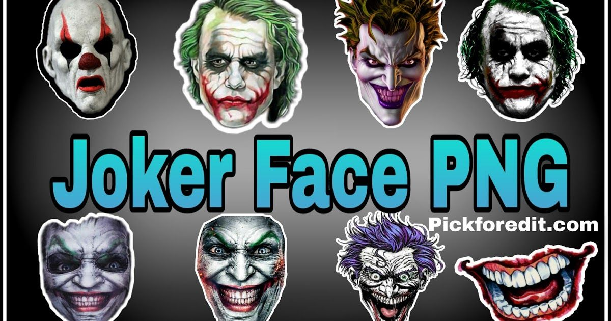 Free Download Latest Joker Face Png And Joker Png Image With Transparent Background In High Quality Best Joker Png Image Joker Face Face Photo Joker Background