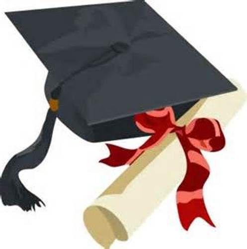 graduation clip art for kids clipart panda free clipart images rh pinterest com Graduation Clip Art Free Downloads Free Graduation Clip Art