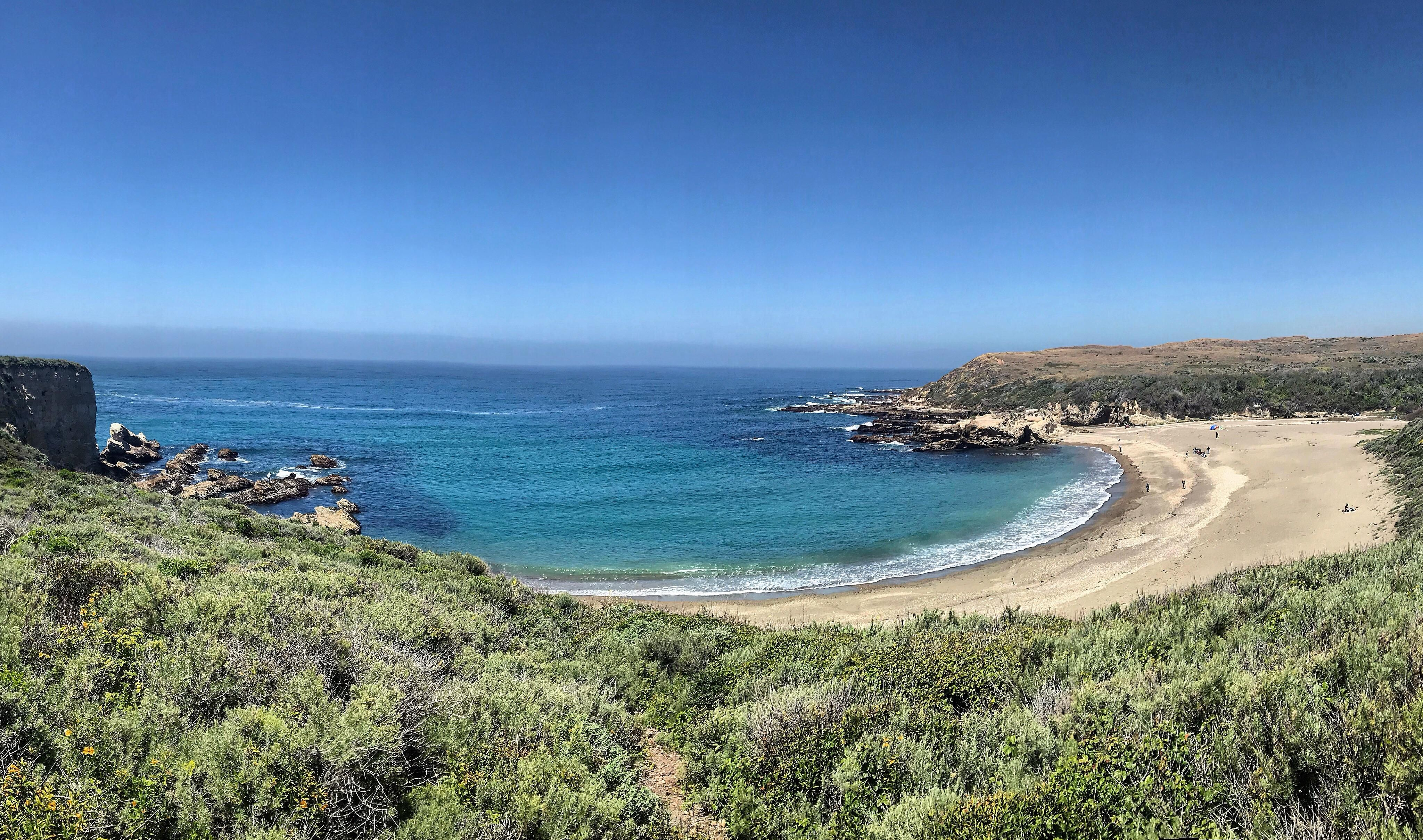 Golden Day Spooner Cove Montana de Oro State Park (With