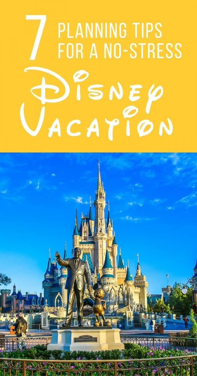 Disney World Planning Tips for the Overwhelmed — Start Here.